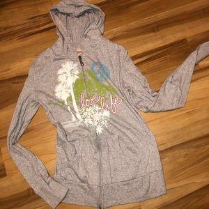 Mossimo Supply Co. zip up sweatshirt